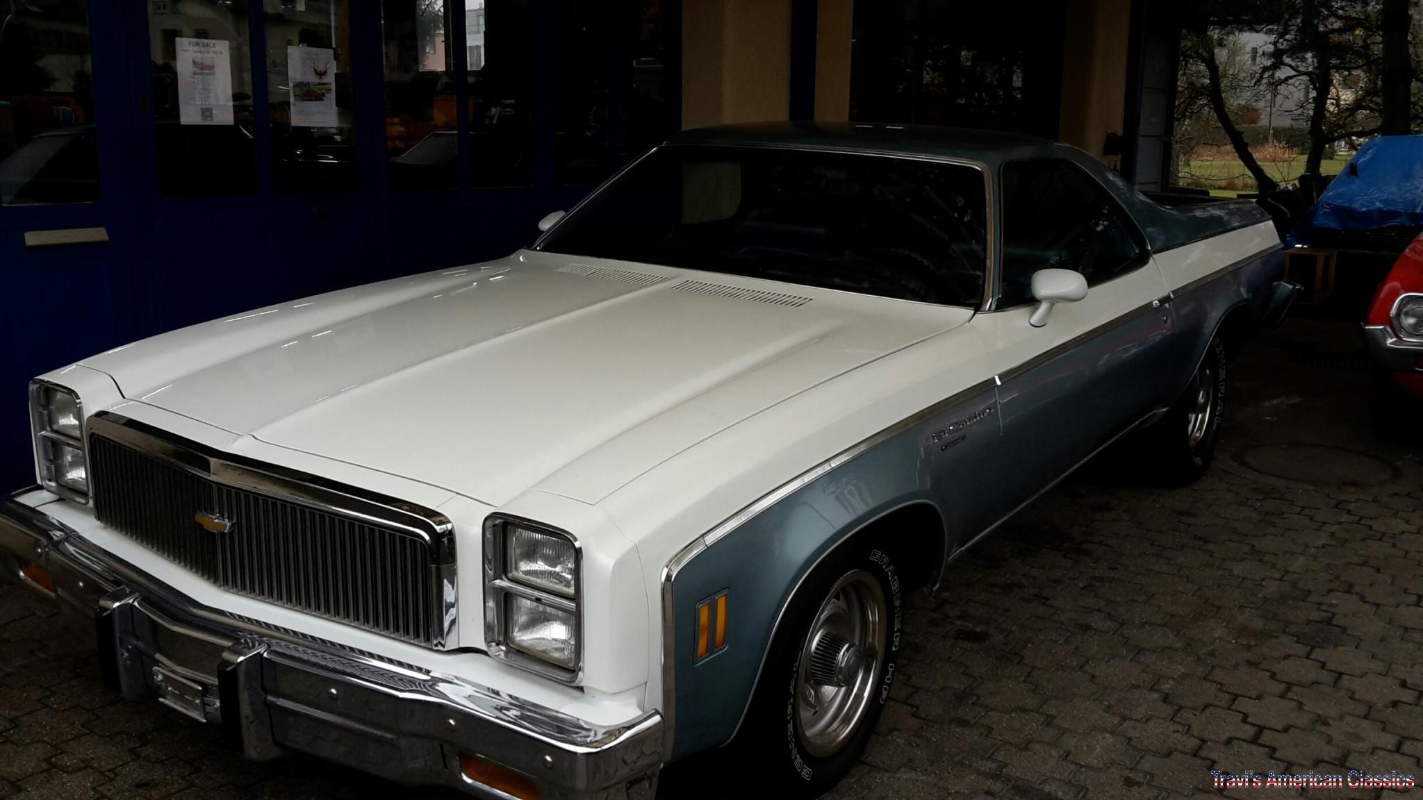 Chevrolet El Camino, Bj 1977