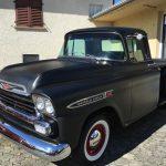 Chevrolet Pick Up 3200 Stepside 1959 (VERKAUFT)
