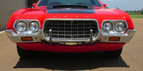 Ford Ranchero GT 1972 (VERKAUFT)
