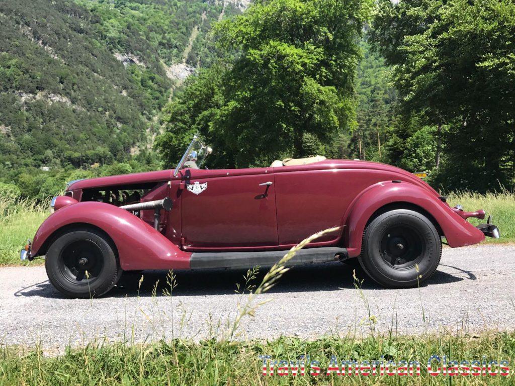 Ford Roadster Bj. 1936