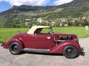 Ford Roadster, Bj. 1936