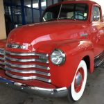 Chevrolet Pick Up 3600, Bj 1949