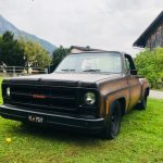 GMC Pick Up, Bj 1976