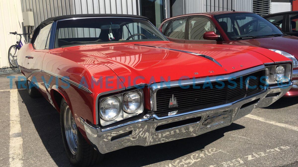 Buick Skylark Convertible 1968 006