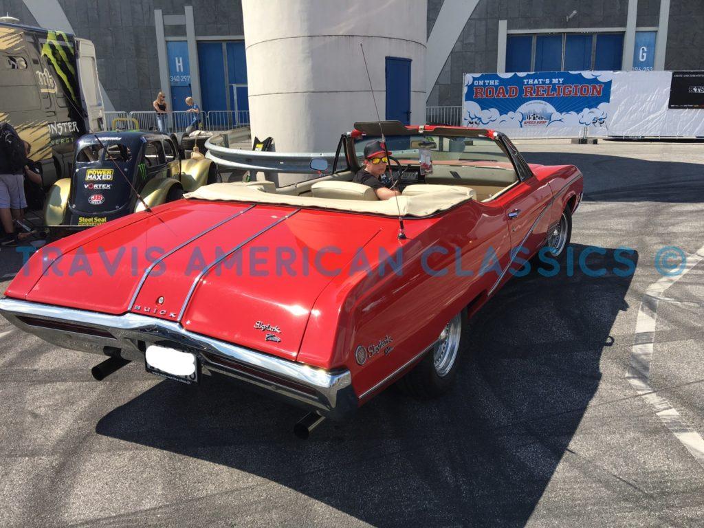 Buick Skylark Convertible 1968