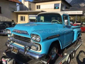 Chevy Truck Apache, Bj. 1959