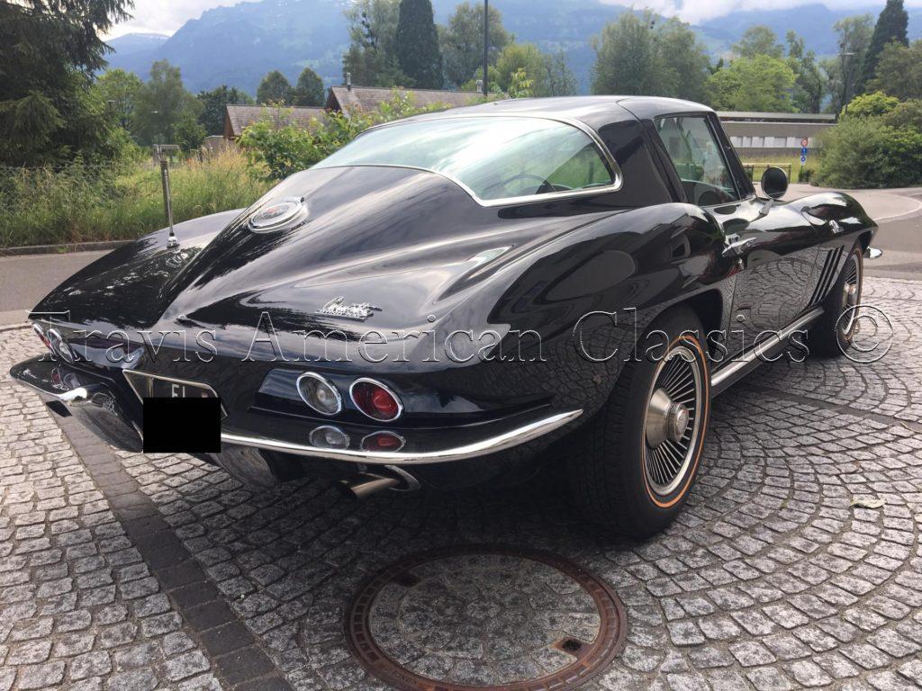 Chevrolet Corvette 2 D (C2 Stingray Coupe),  Bj. 1966