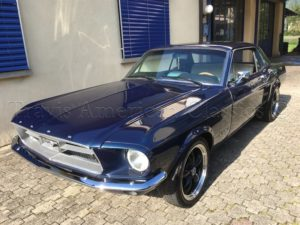 Ford Mustang Coupe, Bj. 1967