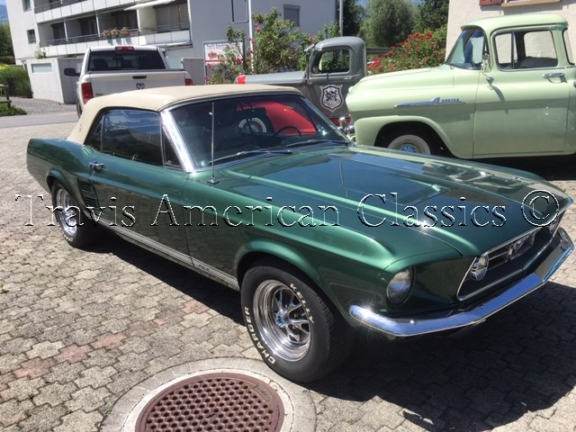 Ford Mustang GT Convertible 1967