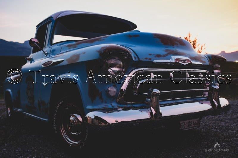 Chevrolet Pick Up 3100 Stepside 1957