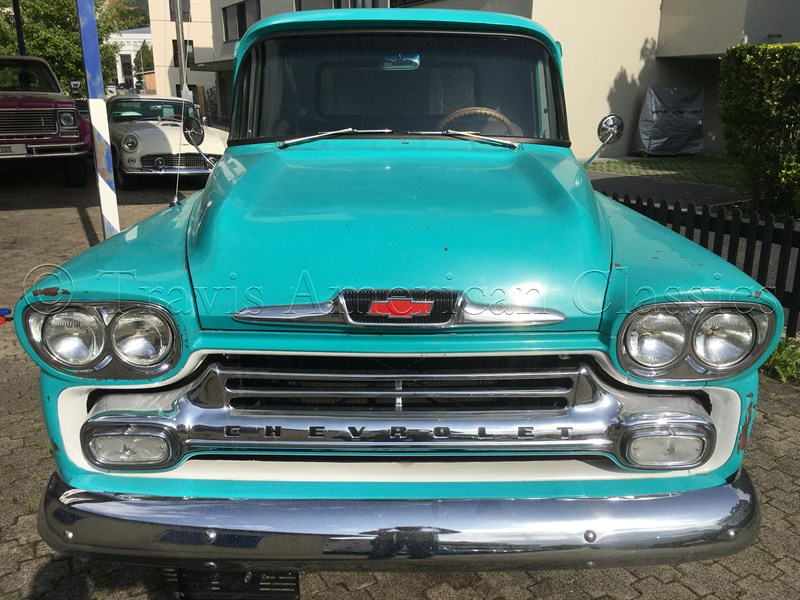 Chevrolet Truck 3100 Fleetside 1958