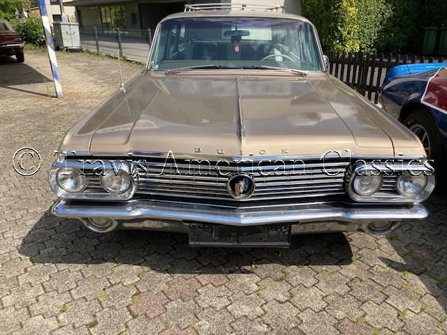 Buick Invicta Estate Wagon 1963