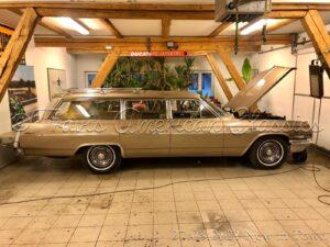 63 Buick Invicta Estate