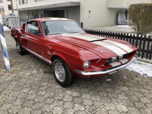 Echter 67 Mustang Shelby GT500